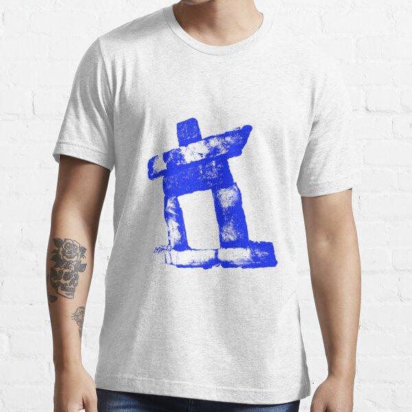 Canada rock man -BLUE- Essential T-Shirt