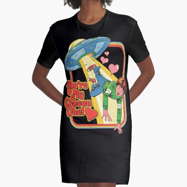 Mein Auserwählter T-Shirt Kleid