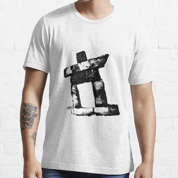 Canada rock man -BLACK- Essential T-Shirt