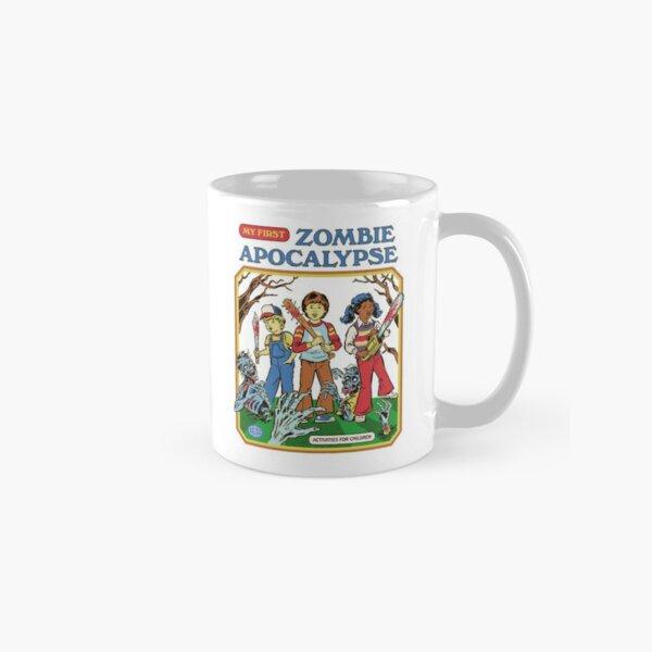 My First Zombie Apocalypse Classic Mug