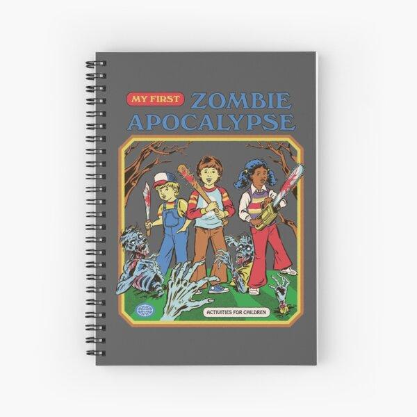 Meine erste Zombie-Apokalypse Spiralblock