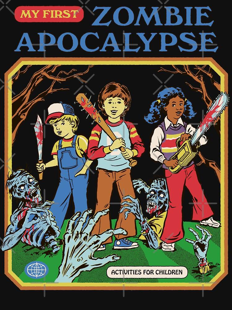 My First Zombie Apocalypse by stevenrhodes