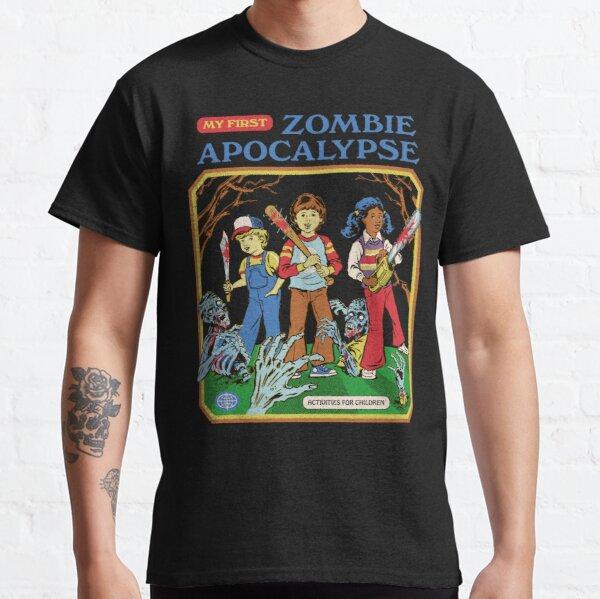 Ma première apocalypse zombie T-shirt classique