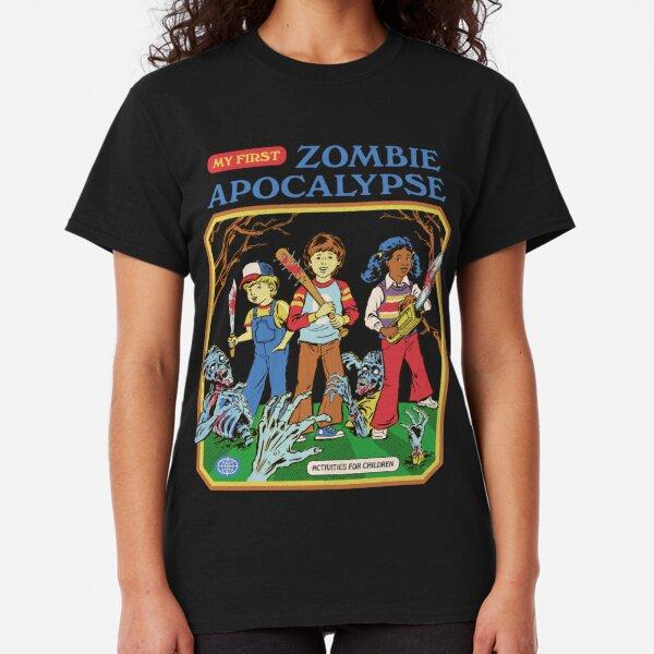 My First Zombie Apocalypse Classic T-Shirt