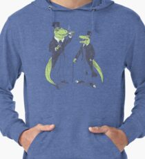 Tea Rex and Velo Sir Raptor Lightweight Hoodie