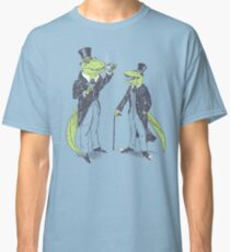 Tea Rex and Velo Sir Raptor Classic T-Shirt