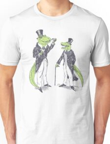 Tea Rex and Velo Sir Raptor T-Shirt