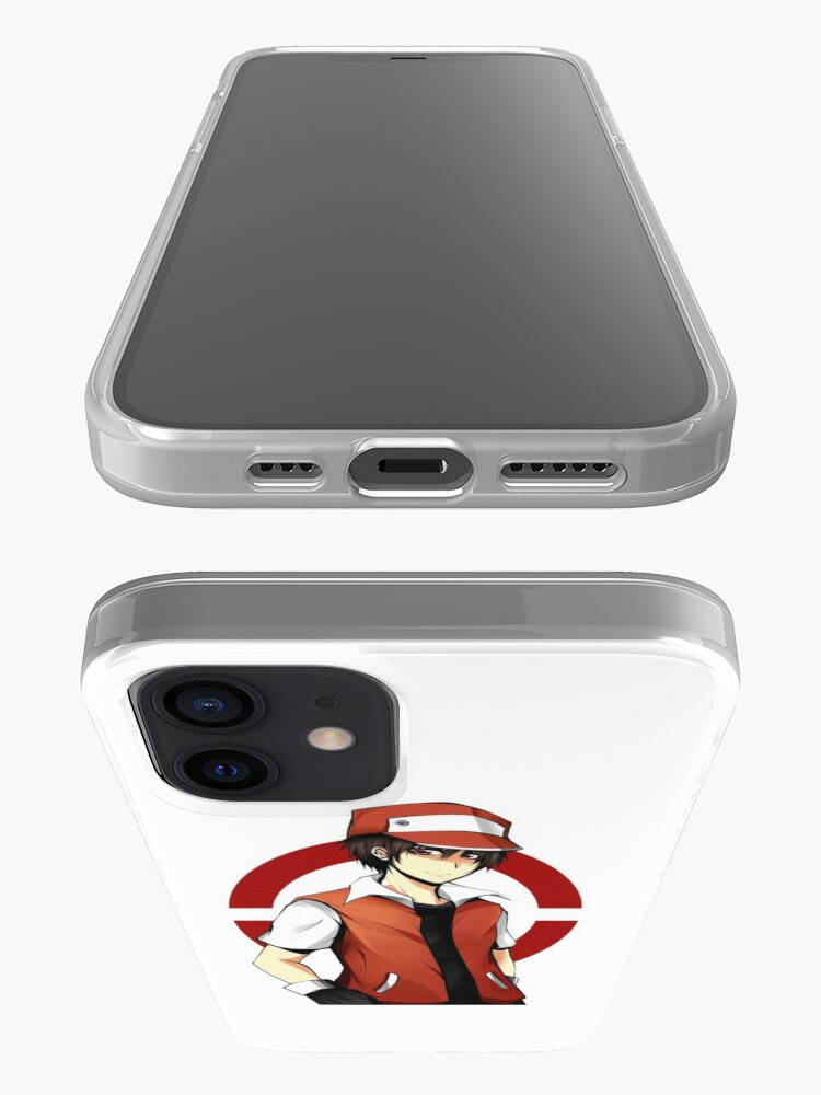 Alternate view of Pokemon - Kanto Pokemon Champion: Red iPhone Case & Cover
