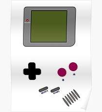 Gameboy, old but gold! Poster