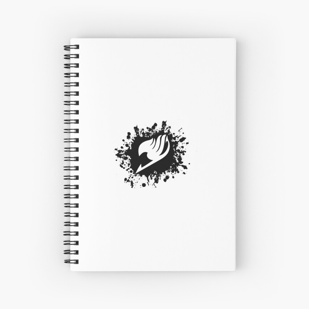 Fairy Tail Guild Logo Spiral Notebook