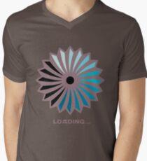 Loading... Camiseta para hombre de cuello en v