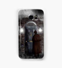 Haunted house Baker street 221b Samsung Galaxy Case/Skin