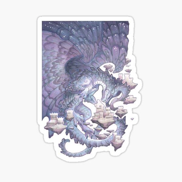 pearl gray Sticker