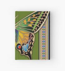 Jeweled Butterfly Hardcover Journal