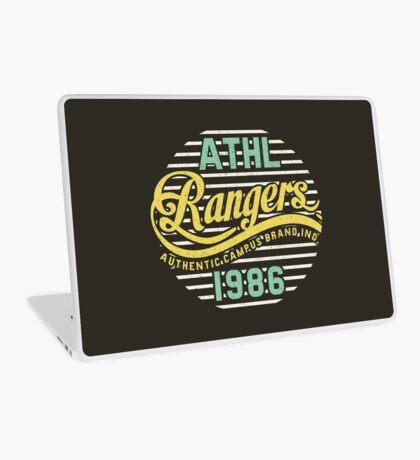Athletic Rangers 1986 Vintage Laptop Skin