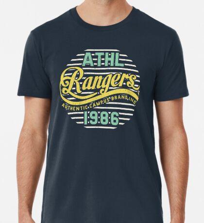 Athletic Rangers 1986 Vintage Premium T-Shirt