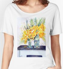 Cheryl's Gold Relaxed Fit T-Shirt