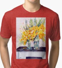 Cheryl's Gold Tri-blend T-Shirt