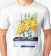 Cheryl's Gold Slim Fit T-Shirt