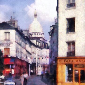 Paris Street by SudaP0408