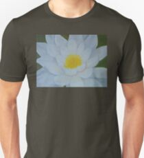 "Fine art. Water Lillie ""Tenderness""Oil painting. Nature. Flower Unisex T-Shirt"