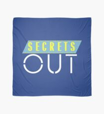 NDVH Secrets Out Scarf