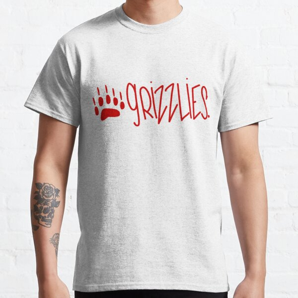 grizzlies. Logo Classic T-Shirt