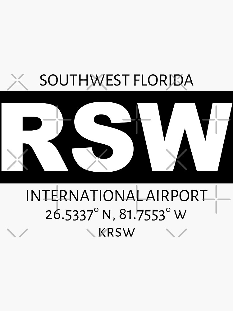 Southwest Florida International Airport RSW by AvGeekCentral