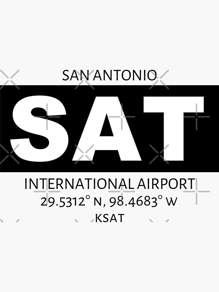 San Antonio International Airport SAT by AvGeekCentral