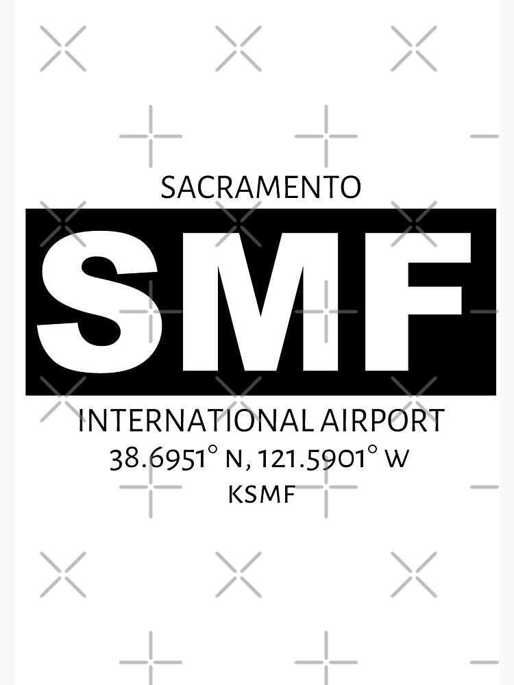 Sacramento International Airport SMF by AvGeekCentral