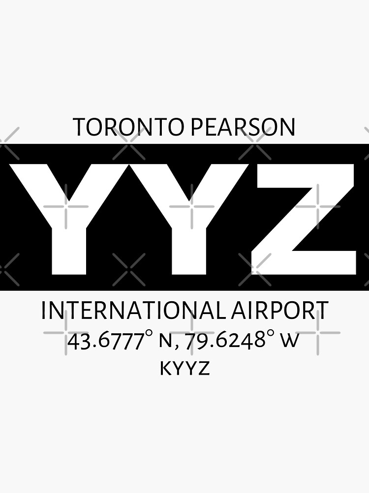 Toronto Pearson International Airport YYZ by AvGeekCentral