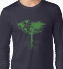 Earth Tree Classic Langarmshirt