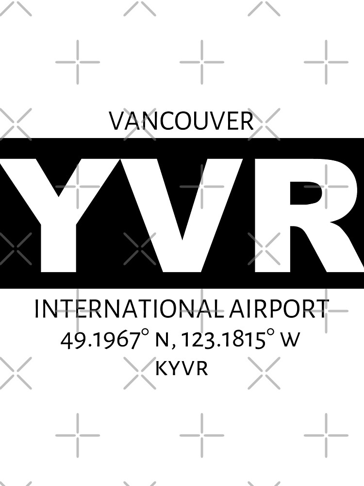 Vancouver International Airport YVR by AvGeekCentral