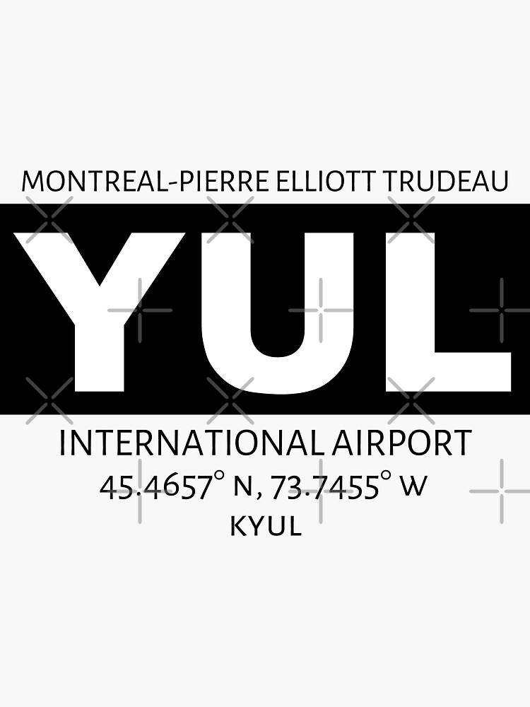 Montreal-Pierre Elliott Trudeau International Airport YUL by AvGeekCentral