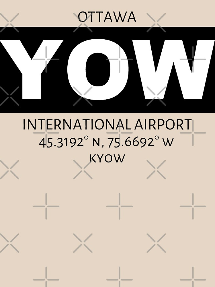 Ottawa International Airport YOW by AvGeekCentral