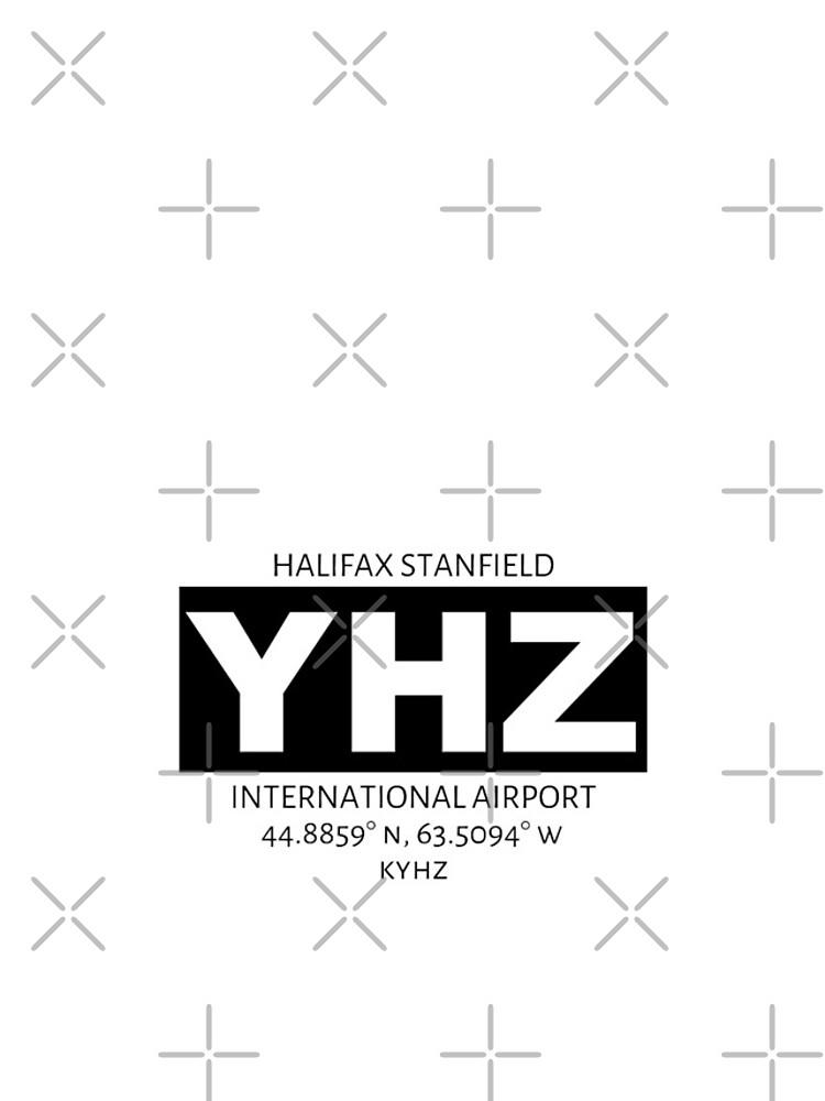 Halifax Stanfield International Airport YHZ by AvGeekCentral