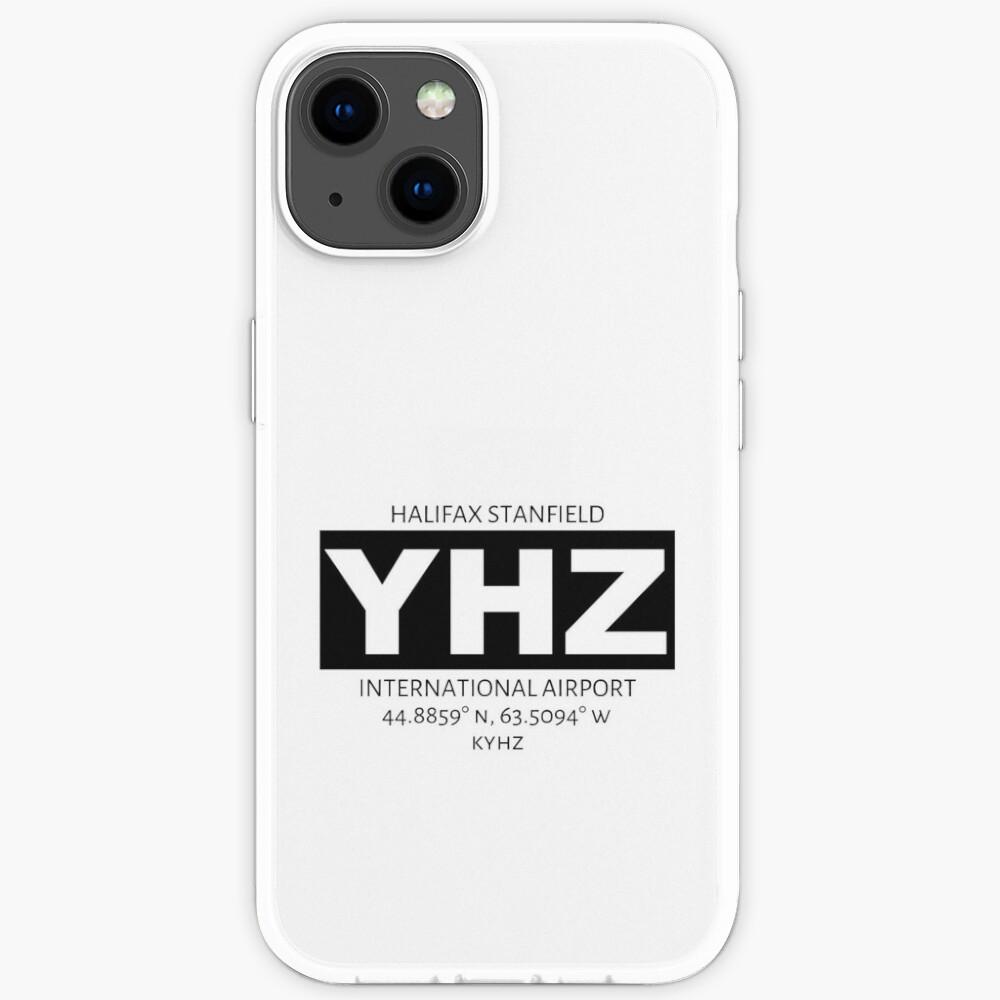 Halifax Stanfield International Airport YHZ iPhone Case