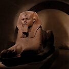Great Sphinx of Tanis by triciamary