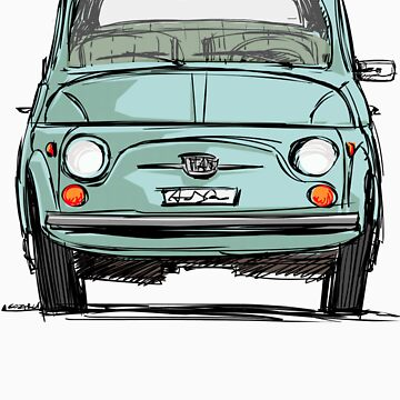 cinquecento by shocco