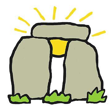 Stonehenge by Mark-Ewbie