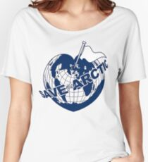 SAVE THE ARCTIC - GREENPEACE Women's Relaxed Fit T-Shirt