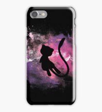 Galaxy Mew - Pokemon iPhone Case/Skin