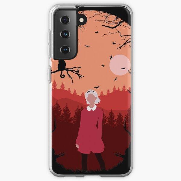 Sabrina -Minimalist Samsung Galaxy Soft Case