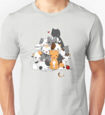 Meowntain of cats Unisex T-Shirt