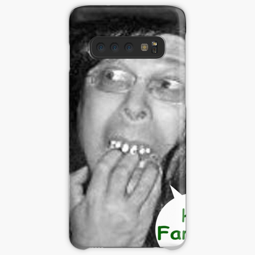 (Tex's Photo Phun #3) He Farted! -[Kount Kracula Sez:] -c/o https://www.redbubble.com/people/TexWatt?asc=u Case & Skin for Samsung Galaxy