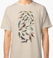Vogelfanatiker Classic T-Shirt