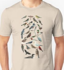 Bird Fanatic Unisex T-Shirt