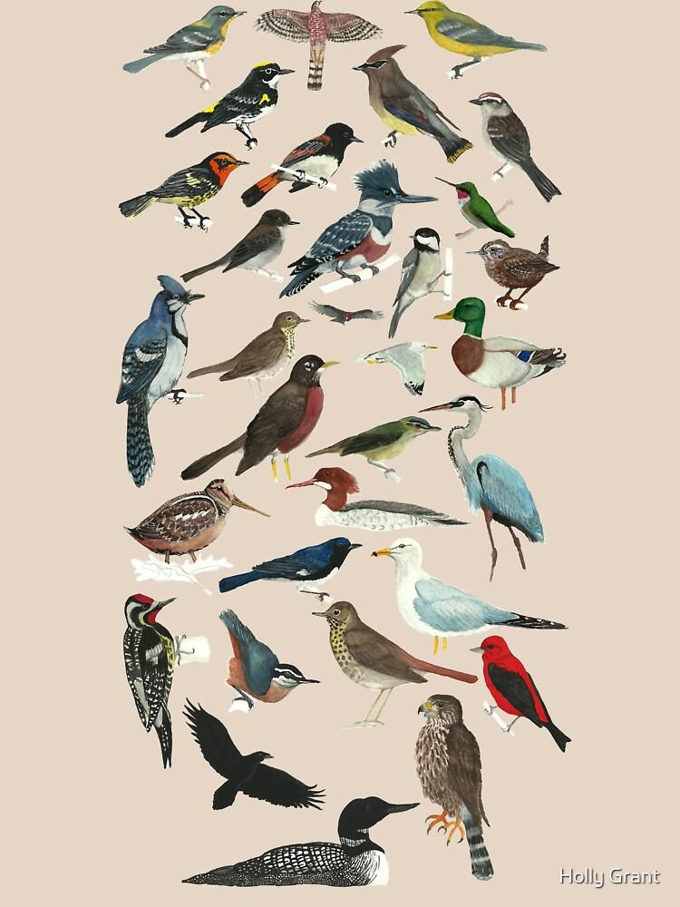 Bird Fanatic by LadyElizabeth