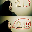 Twenty One. by misspedantic