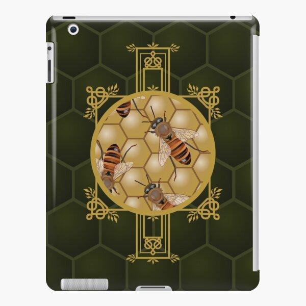Celtic Knot Honey Bee Comb Pattern  iPad Snap Case